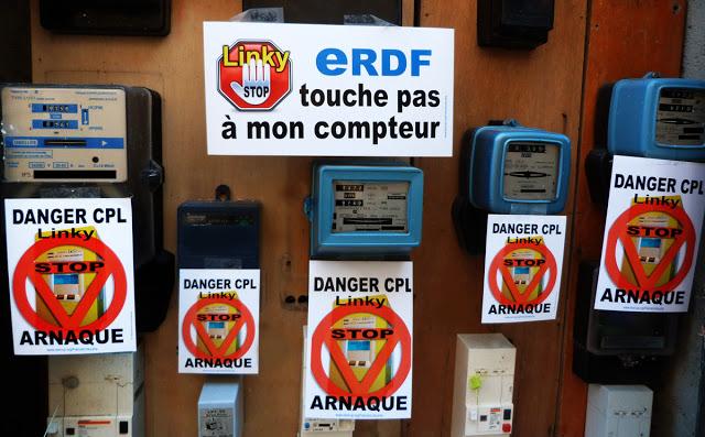 67888baa08e7 ... la presse s était déjà fait l écho du refus de l installation des  nouveaux compteurs intelligents Linky par plus de 60 communes de France.