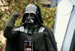 Dark Vador mécontent après son jugement au tribunal
