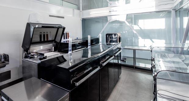 des chercheurs fabriquent une imprimante 3d avec une imprimante 3d. Black Bedroom Furniture Sets. Home Design Ideas